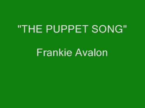 Frankie Avalon - The Puppet Song