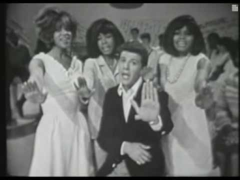 Supremes & Frankie Avalon - Stop In The Name Of Love