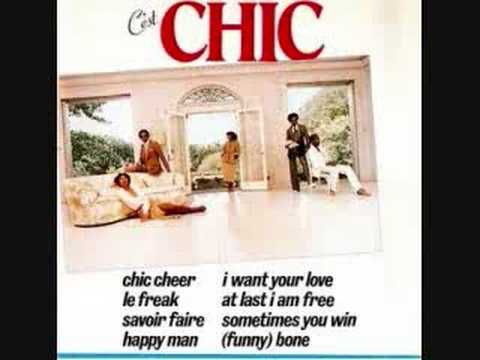 Chic- Le Freak