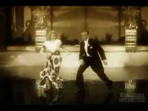 Hold me, remix of F. Astaire and G. Rogers