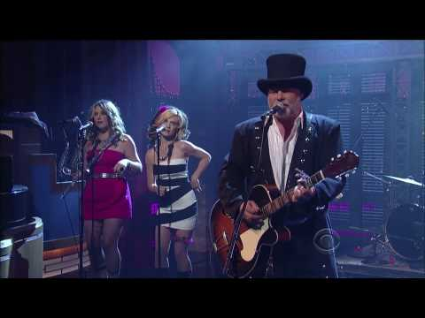 Fred Eaglesmith - Careless (Live on Letterman 06-18-2010) [HD 1080p]