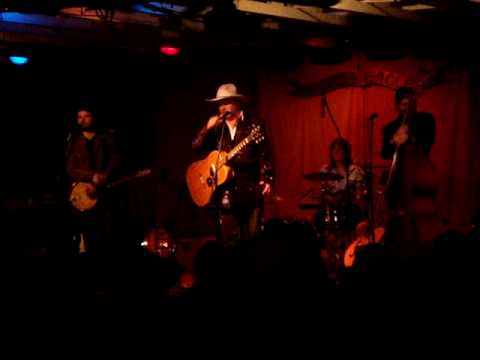 "Fred Eaglesmith - ""I Shot Your Dog"" at The Grey Eagle (2.18.09)"