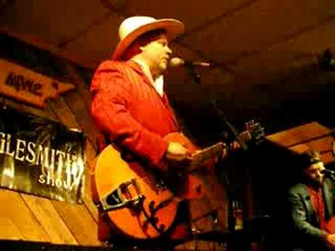 "Fred Eaglesmith sings ""White Rose"" - May 30,2008"