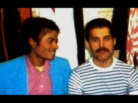 Michael Jackson & Freddie Mercury - There Must Be More To Life Than This