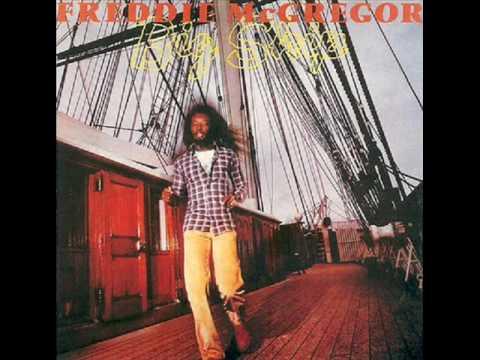 freddie mcgregor - poor is a crime - reggae 2010.wmv