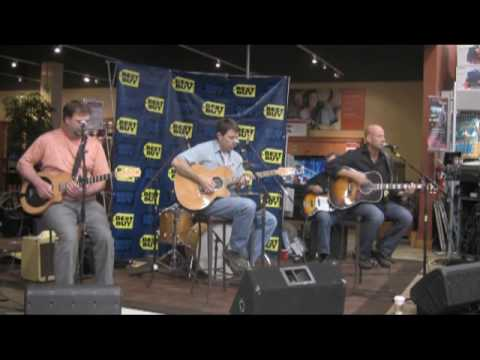 "The Freddy Jones Band - ""Home Thing (acoustic)"" LIVE 5/16/09 at Best Buy, Chicago, IL"