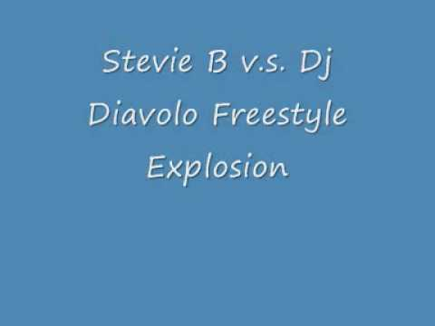 Stevie B vs Dj Diavolo Freestyle Explosion