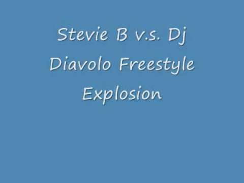 Stevie B vs Dj Diavolo Freestyle Explosion