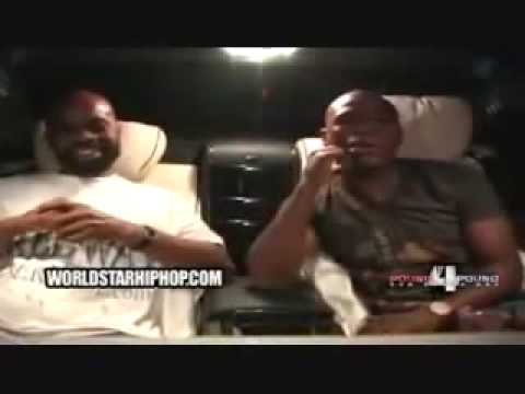 Floyd Mayweather and the Real Rick Ross (FreeWay Rick)