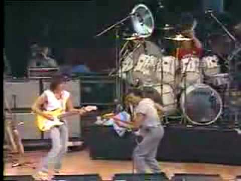 JEFF BECK JH SL FREEWAY JAM