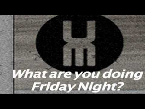 Urban Myth Club - Friday Night
