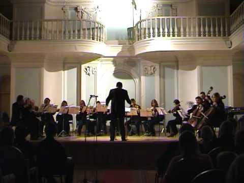 Artem Vassiliev Cadenza for string orchestra
