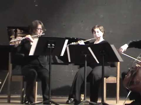"03/2006 SFCM Competition - Haydn ""London"" Trio No.3 in G Major"