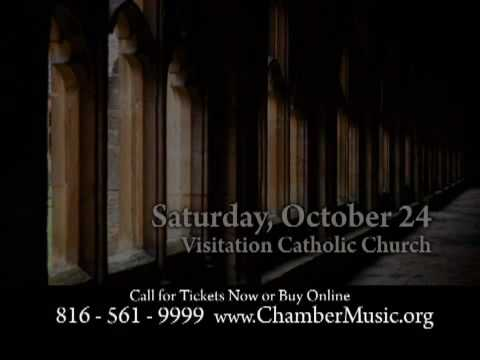 The Friends Of Chamber Music - KMBC Anonymous 4 Commercial