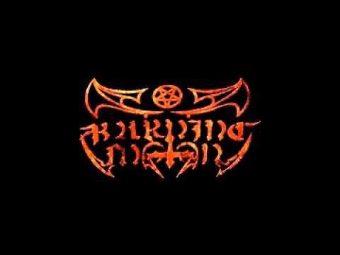 Burning Moon- Mayhem and Misery (Black Metal)