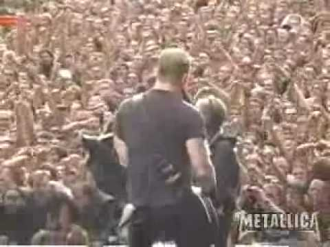 Metallica - Fuel (Moscow 2007)