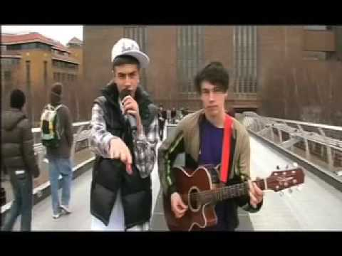 FUGATIVE ON BBC SOUND PERFORMING AN ACOUSTIC VERSION OF JIMMY SHOE
