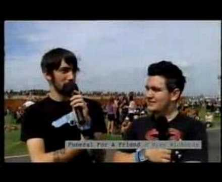 Funeral For A Friend Live At Download 2006