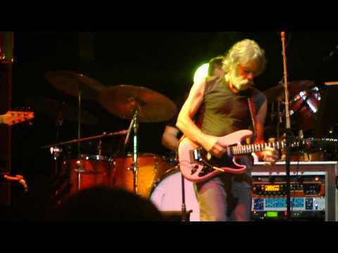 Furthur - Scarlet Begonias - Gathering of the Vibes 2010 (HD)