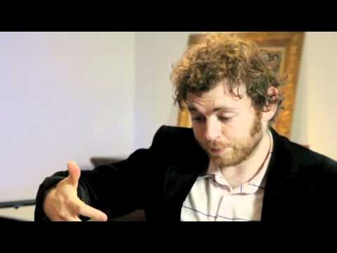 Gabriel Kahane talks about practicing
