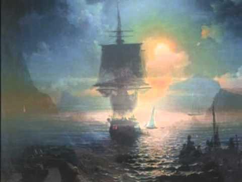 Sergei Prokofiev, Andante Allegro, Piano Concerto 3, Ivan Aivazovsky