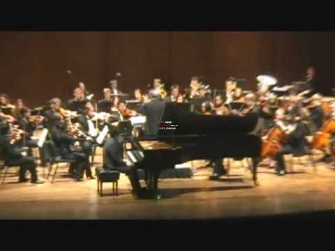 Prokofiev Piano Concerto no. 1 (Part 2)