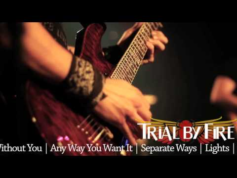 Trial By Fire - A Tribute To The Music Of Journey