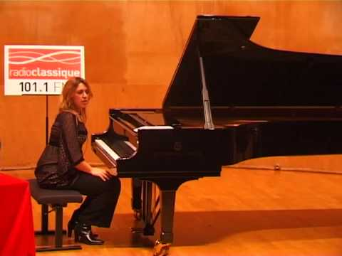 Gabriela Montero - Clair de Lune Debussy - (2/3)