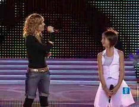 Edurne y Gabrielle - Eurovision Junior 2006