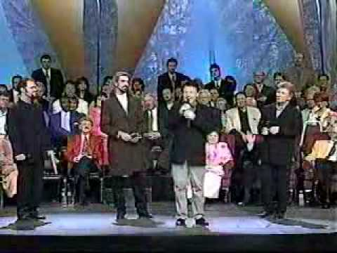 """I Believe In A Hill Called..."" By The Gaither Vocal Band"