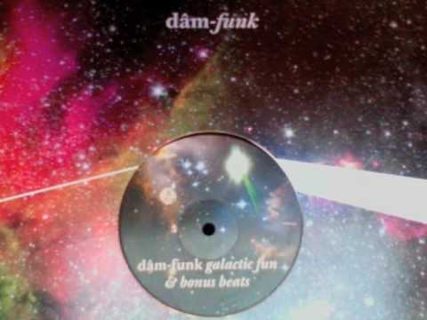 Dam Funk - Galactic Fun