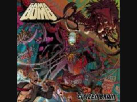 GAMA BOMB - HAMMER SLAMMER