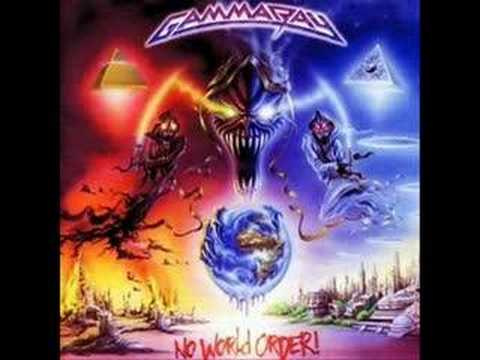 Gamma Ray - Induction + Dethrone Tyranny (01+02)
