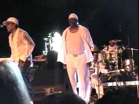 "Gap Band - Live in Fresno pt.2 - ""Outstanding"""