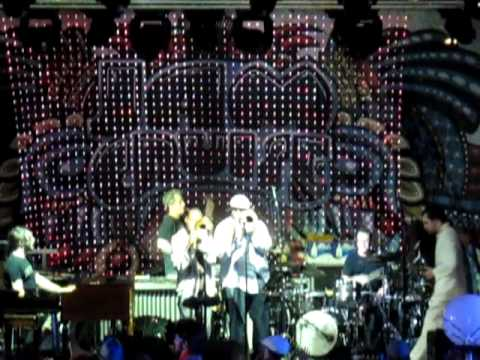 Garage A Trois w/ Trombones... Jam Cruise 7