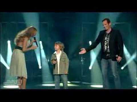 Garou, Celine Dion et Francis Bernier - Sous Le Vent (Sainte