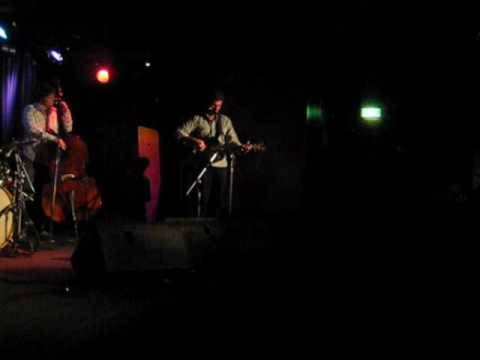 `Biscuit Tins` - Jimmy Dowling album launch DEAD MAN`S LULLABY at the Northcote Social Club