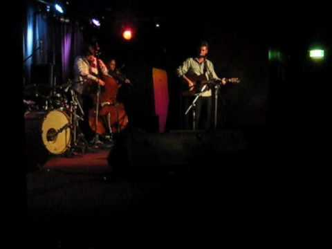 `Parrots` - Jimmy Dowling album launch DEAD MAN`S LULLABY at the Northcote Social Club