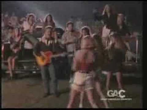 Pick up man by joe diffie (the original video!!!)