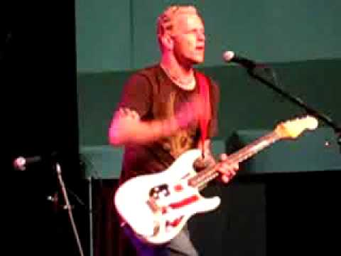 Gary Hoey Dallas Guitar Show 2007 Hocus Pocus