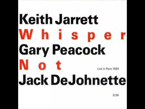 `Round Midnight - Keith Jarrett Trio - Whisper Not