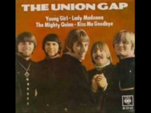 GARY PUCKETT AND THE UNION GAP HONEY