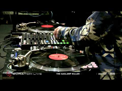 Serato Scratch Live at NAMM Show 2011