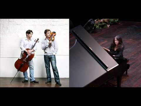 Schumann. Fantasiest�cke Op. 88 - III. Duett. Langsam und mit Ausdruck