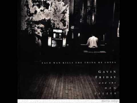 Gavin Friday - Apologia