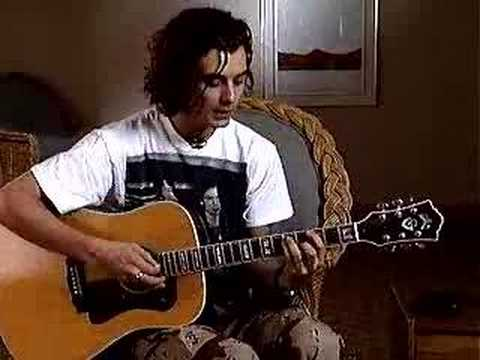 Gavin Rossdale Suspicious Minds