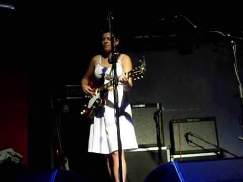 Gemma Ray live at crawdaddy dublin oct/2009