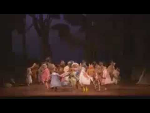 LANCHBERY: Tales of Beatrix Potter [OPUS ARTE] DVD/Blu-Ray