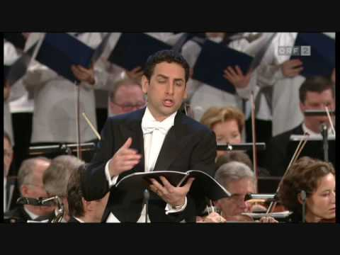 Panis Angelicus - Juan Diego Fl�rez - Christmas in Vienna 2008