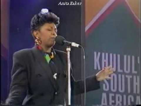 Anita Baker - Bridge Over Troubled Water
